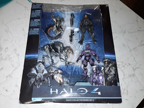 Lot 209 HALO 4 COLLECTOR BOXED SET - 2