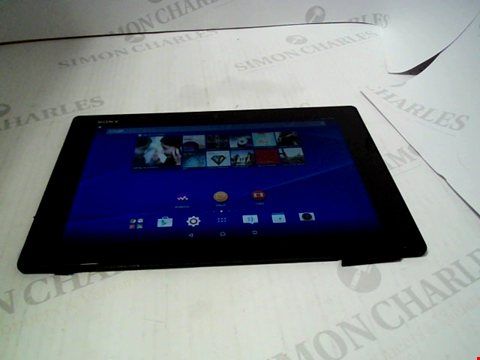Lot 707 SONY XPERIA TABLET Z ANDROID TABLET