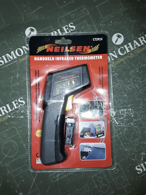 Lot 1189 NEILSON HANDHELD INFRARED THERMOMETER