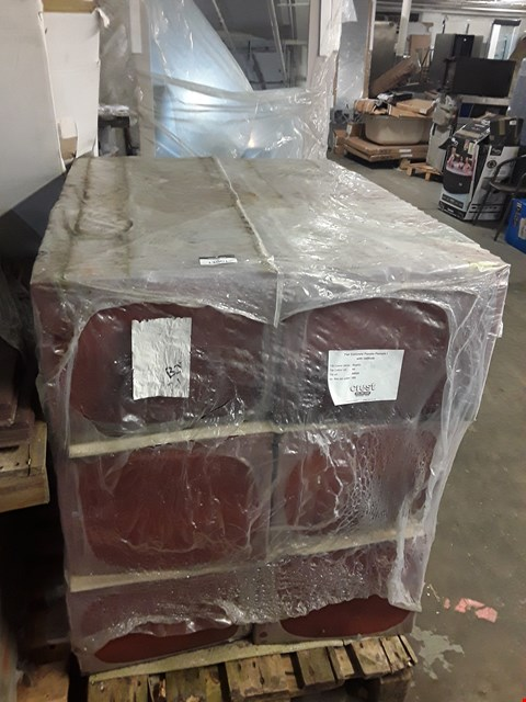 Lot 13001 PALLET OF APPROXIMATELY 180 FLAT PANTILE PLANUM TILES WITH NAIL HOLE