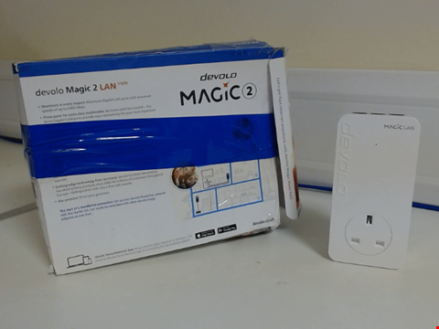 Lot 15324 DEVOLO MAGIC STABLE HOME WORKING POWERLINE KIT