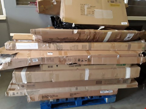 Lot 5289 PALLET OF ASSORTED FLAT PACK FURNITURE PARTS
