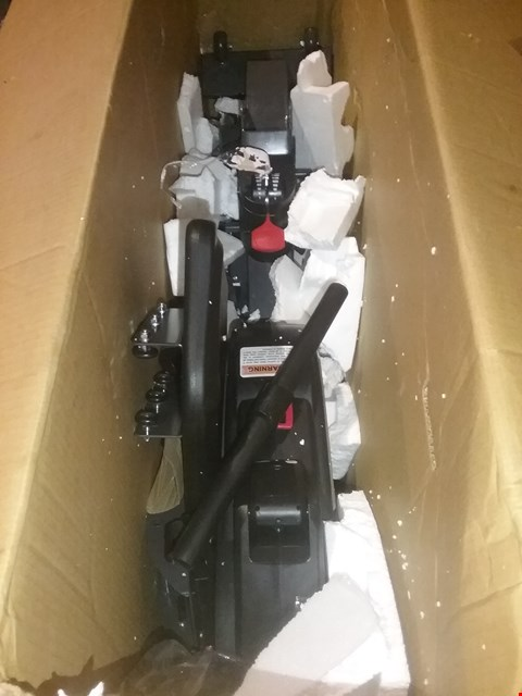 Lot 15009 MARCY ROWING MACHINE
