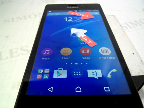 Lot 6088 SONY XPERIA M2 ANDROID SMARTPHONE