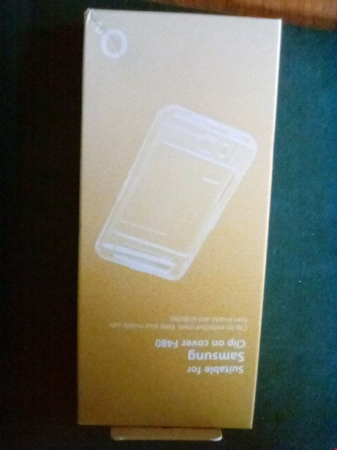 Lot 1090 A BOX OF APPROXIMATELY 30 SAMSUNG F480 CLIP ON COVERS