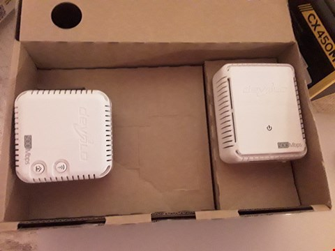 Lot 4301 DEVOLO DLAN 500 WIFI STARTER KIT