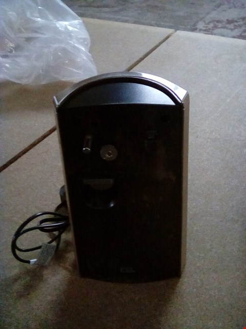 Lot 2099 BLACK ELECTRIC CAN OPENER