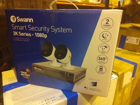 Lot 8440 SWANN SMART SECURITY SYSTEM