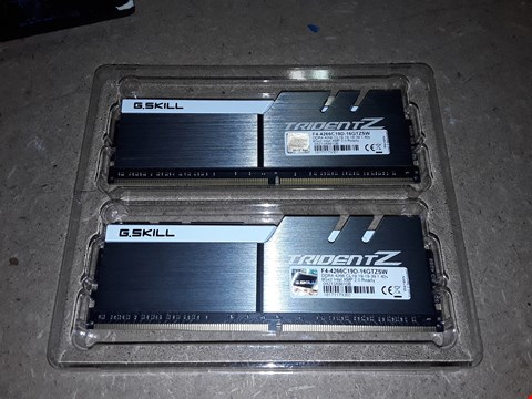 Lot 814 TRIDENTZ 16GB DDR4 MEMORY