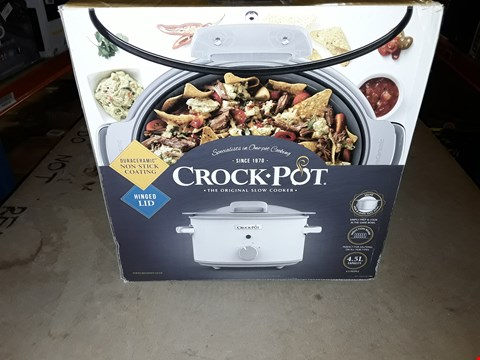 Lot 688 CROCKPOT SLOW COOKER