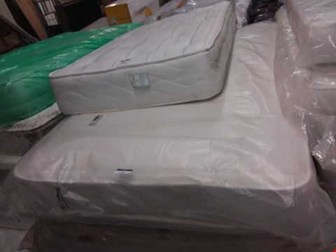 Lot 608 QUALITY BAGGED 120CM MATTRESS
