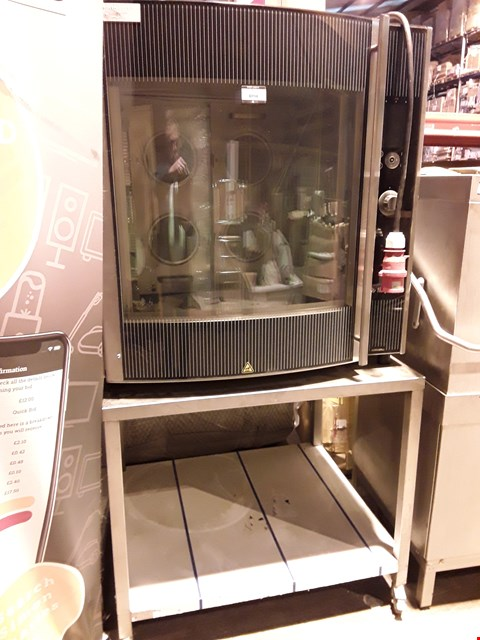 Lot 3094 FRI-JADO STO 6-1 EURO GRILL / BAKE OFF CONVECTION OVEN WITH STAND