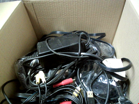 Lot 6232 BOX OF ASSORTED GAME ACCESSORIES ETC