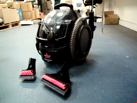 Lot 11140 BISSELL SPOT CLEAN PRO PORTABLE CARPET WASHER