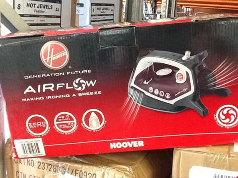 Lot 4051 HOOVER AIRFLOW STEAM IRON