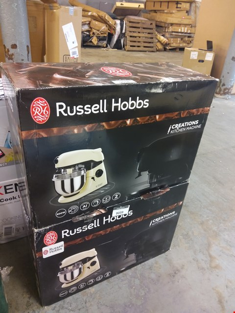 Lot 9038 BOXED RUSSELL HOBBS CREATIONS KITCHEN MACHINE
