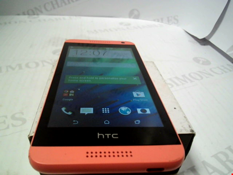 Lot 6097 HTC DESIRE 610 ANDROID SMARTPHONE