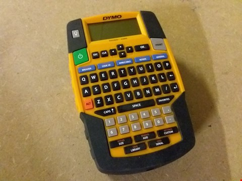 Lot 1045 DYNAMO THINK 4200 LABEL MAKER