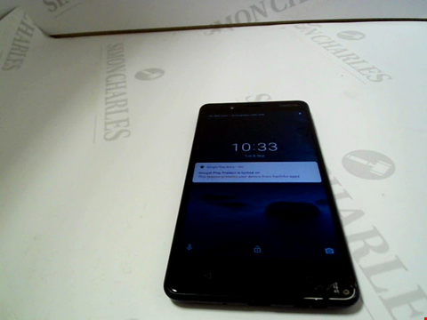 Lot 111 NOKIA 8 64GB ANDROID SMARTPHONE