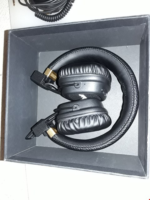 Lot 4090 MARSHALL MAJOR II BLUETOOTH HEADPHONES