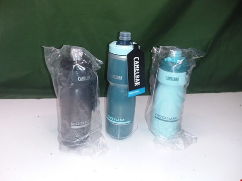 Lot 1448 LOT OF 12 ASSORTED CAMELBACK WATER BOTTLES
