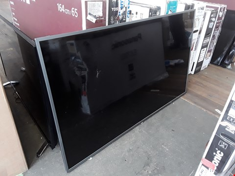 """Lot 1179 PHILIPS 65"""" HD TELEVISION (DAMAGED SCREEN)"""