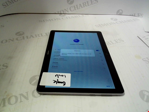 Lot 703 HUAWEI MEDIAPAD M5 ANDROID TABLET