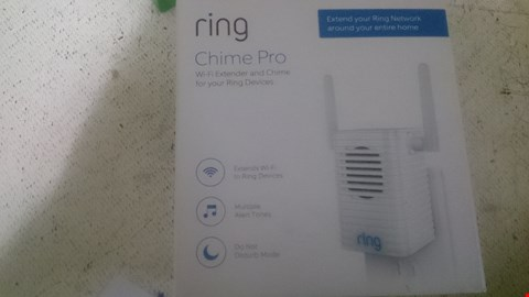 Lot 29 RING CHIME PRO