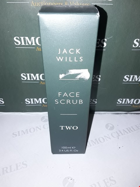 Lot 77 JACK WILLS TWO FACE SCRUB