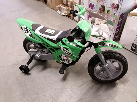 Lot 2013 6V BATTERY OPERATED MOTOBIKE RRP £132