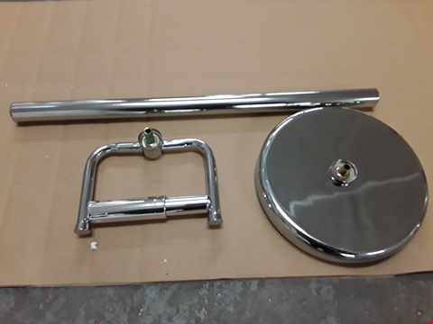 Lot 504 FREESTANDING CHROME TOILET ROLL HOLDER