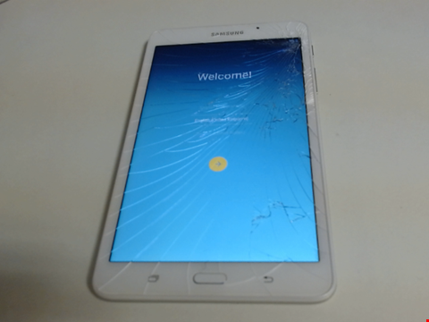 Lot 5130 SAMSUNG SM-T280 ANDROID TABLET