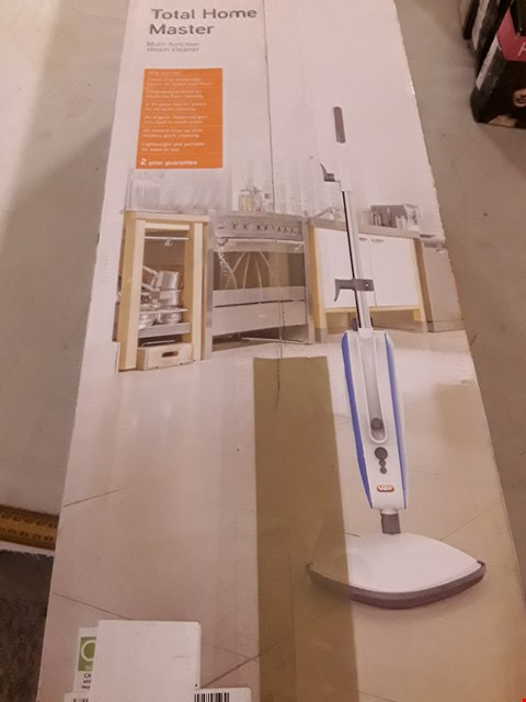 Lot 2091 VAX TOTAL HOME MASTER MULTI FUNCTION STEAM CLEANER