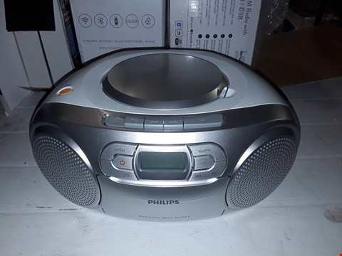 Lot 12158 PHILIPS CD SOUNDMACHINE