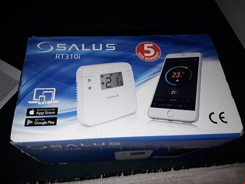 Lot 1089 SALUS RT310I SMARTPHONE CONTRLLED PROGRAMMABLE THERMOSTAT