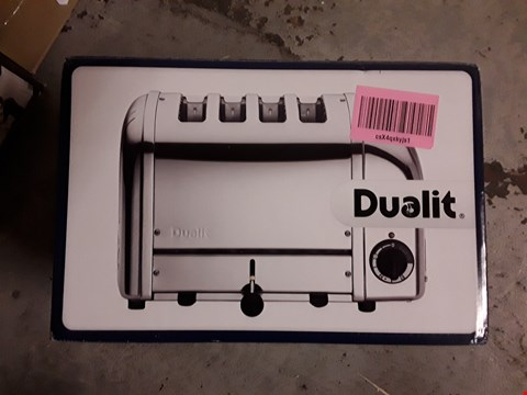 Lot 1855 DUALIT CLASSIC TOASTER