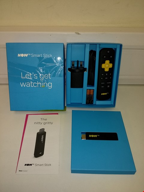 Lot 3008 NOW TV SMART TELEVISION STREAMING STICK