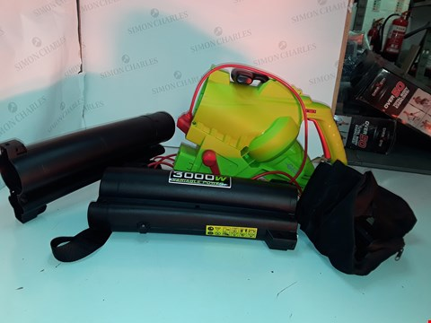 Lot 8 GARDEN GEAR 3IN1 LEAF BLOWER