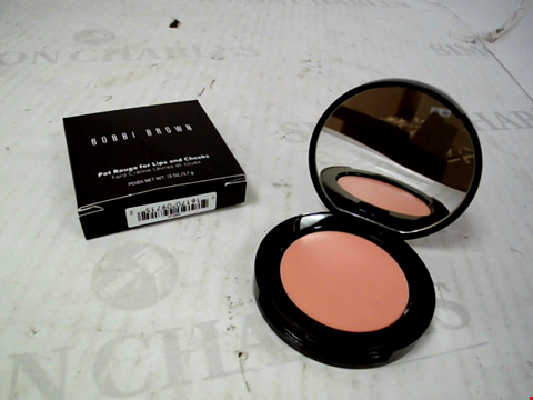 Lot 10006 BOBBI BROWN POT ROUGE CRÈME FOR LIPS AND CHEEKS - FRESH MELON