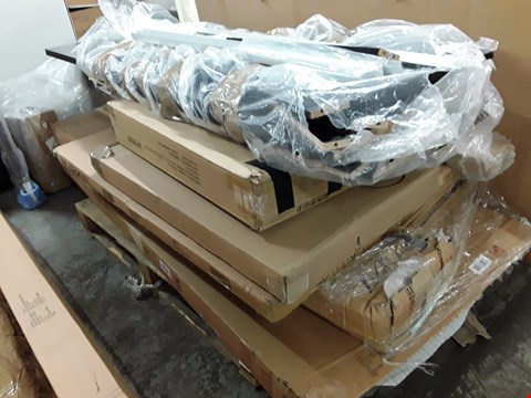 Lot 7240 PALLET OF ASSORTED FURNITURE PARTS