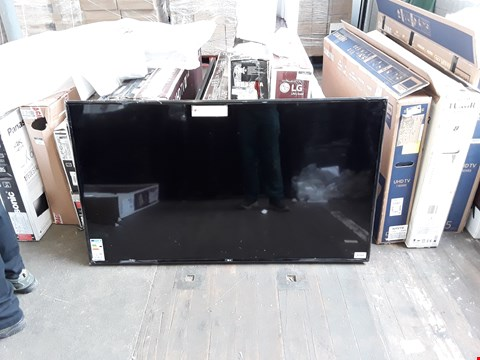 "Lot 1110 LG 65"" UHD TV - DAMAGED"