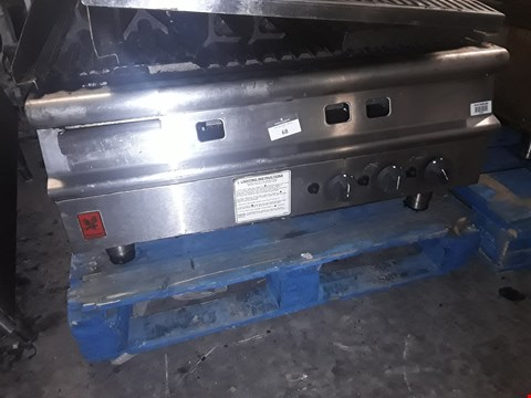 Lot 68 FALCON THREE BURNER GAS FIRED GRILL