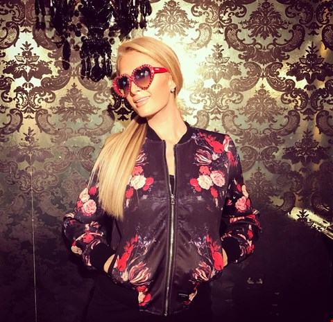 Lot 10 SHADES DONATED BY AMERICAN SOCIALITE AND ACTRESS PARIS HILTON