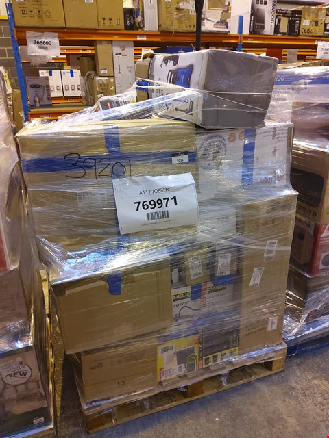 Lot 1011 PALLET OF APPROXIMATELY 66 ASSORTED ITEMS TO INCLUDE: