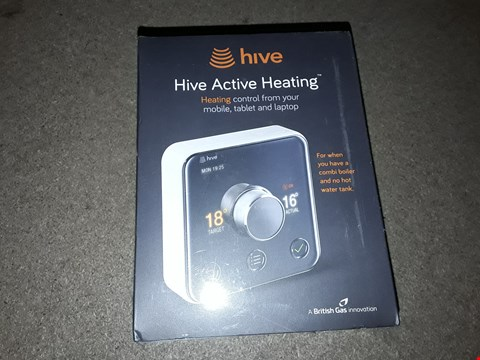 Lot 350 BOXED HIVE ACTIVE HEATING CONTROL FROM YOUR MOBILE, TABLET AND LAPTOP
