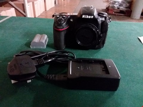 Lot 388 BOXED NIKON D300 DSLR CAMERA BODY (LOT 8)