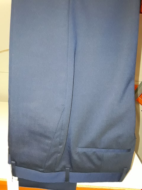 Lot 5993 BRAND NEW CALVIN KLEIN SLIM SUIT PANT IN BLUE SIZE 50