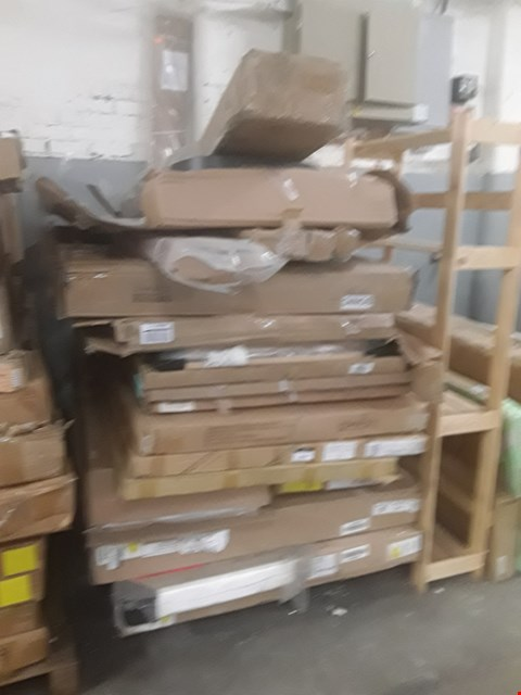 Lot 89 PALLET OF ASSORTED FLAT PACK FURNITURE BOXES