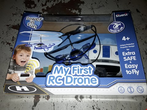 Lot 2250 MY FIRST RC DRONE RRP £44.99