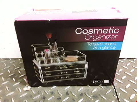 Lot 4473 BOXED COSMETIC ORGANIZER